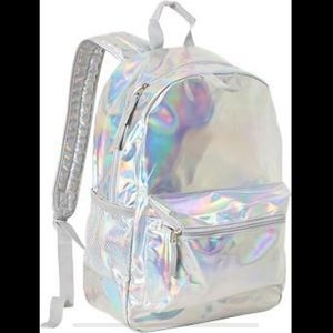 FINAL MARKDOWN! Old Navy Holographic Backpack